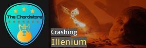 Illenium - CRASHING Guitar Chords (ft. Bahari)