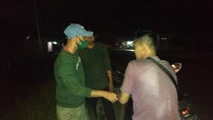 Sadis, Oknum Satnarkoba Polres Muarojambi todongkan Pistol Pada Dua Pemuda