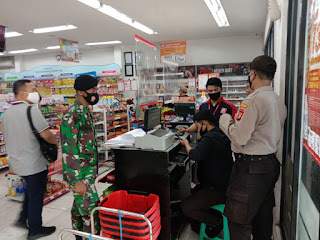 Polres Pelabuhan Rutin Gelar Operasi Yustisi Penegakan Disiplin Penggunaan Masker