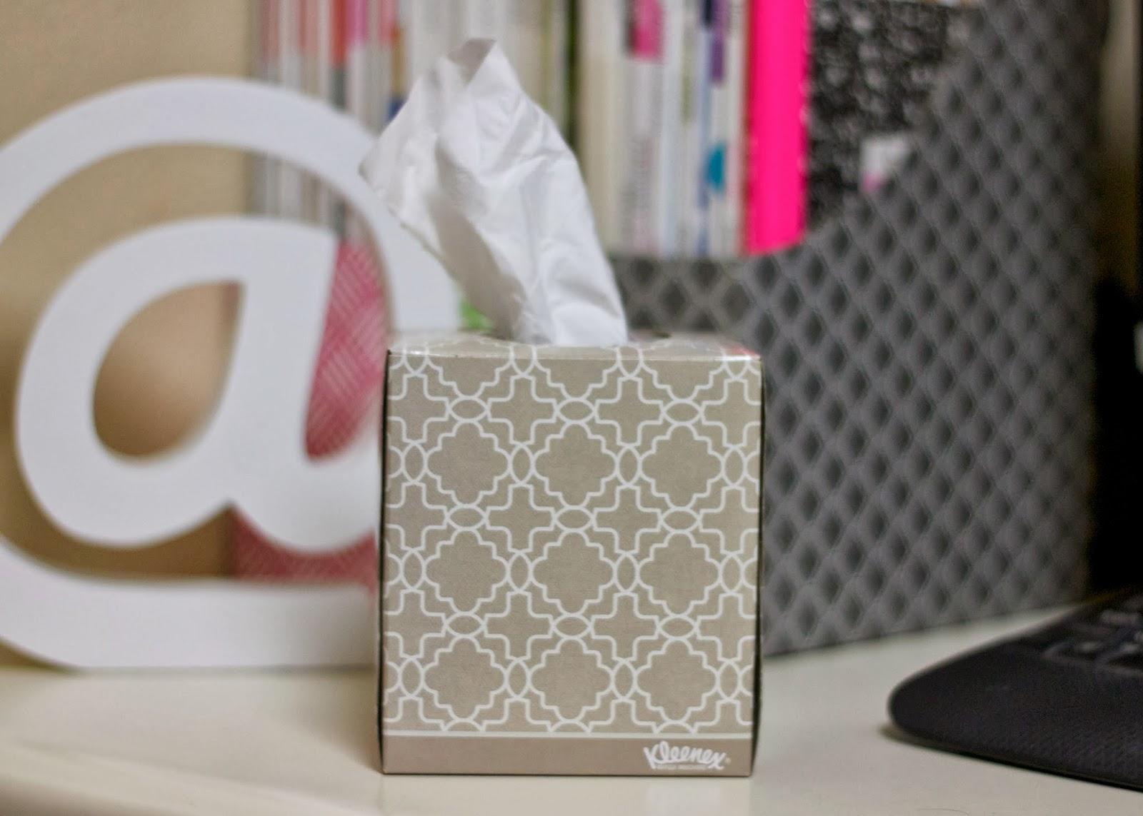 Kleenex to decorate desk area, Kleenex style, Kleenex design, How to design Kleenex box, Kleenex style studio, What is Kleenex style, Find your style, Tissue style, Style tissue, Decorative tissue box, Decorative tissue