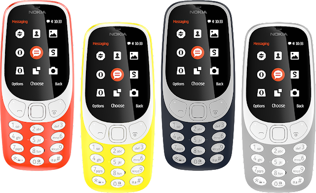 "Nokia 3310: the mobile ""indestructible"" resurrects with a month of autonomy on hold (and costs 50 euros)"