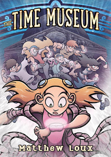 review of The Time Museum by Matthew Loux