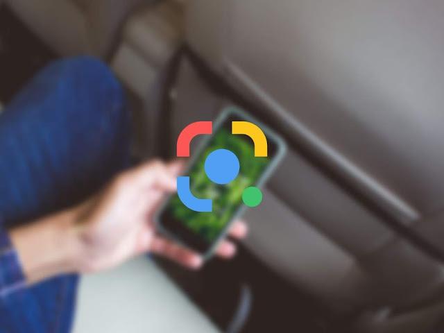 Copy Teks Dalam Foto Dengan Google Lens