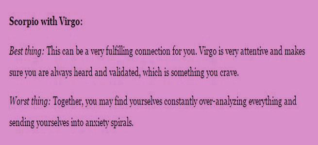 Dating a virgo man tips