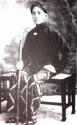RMP Sosrokartono Pangeran Jenius Dari Timur