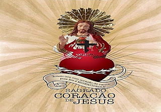 Paróquia de Almino Afonso divulga programação oficial da Festa do Sagrado Coração de Jesus 2019