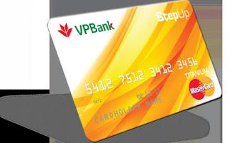 Nhiều ưu đãi hấp dấp cùng thẻ VPBank StepUp