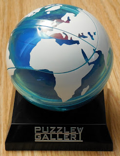 Globe Ball by Vesa Timonen