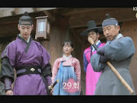 SINOPSIS The Tale of Nokdu Episode 29 PART 1