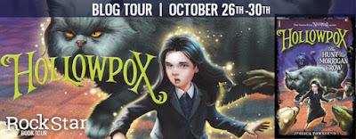 Blog Tour– Hollowpox by Jessica Townsend