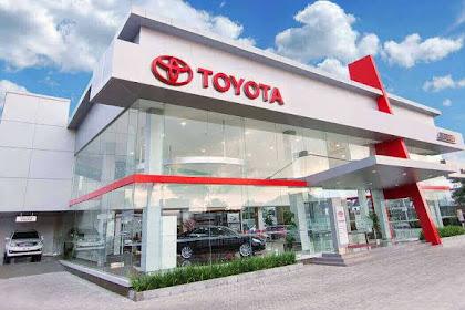 Lowongan Kerja Terbaru PT. Toyota AUTO2000 Tingkat D3/S1 Terbuka 3 Posisi Jabatan Terbaik Hingga 14 Juli 2019