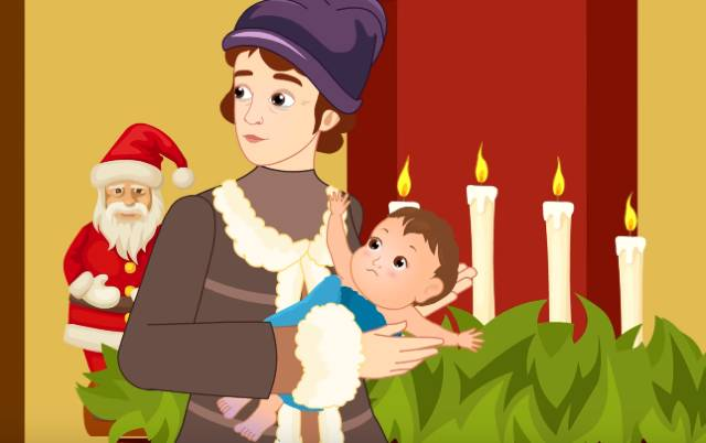 Papa Panov's Special Christmas Story for Kids   Bedtime Stories 2020