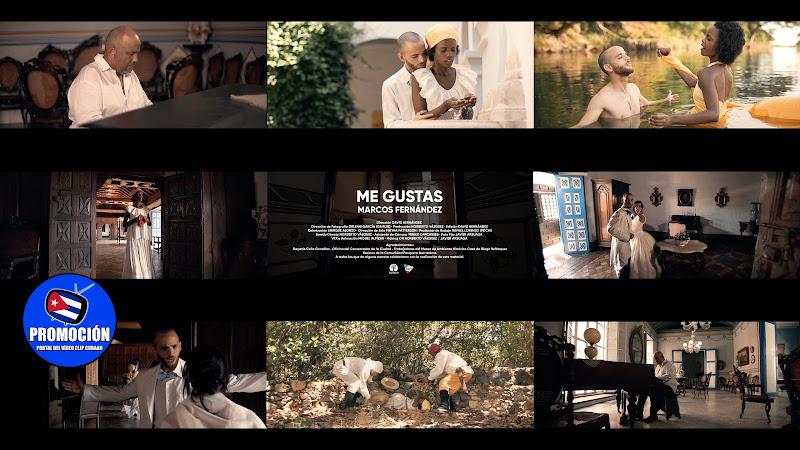Marcos Fernández - ¨Me gustas¨ - Videoclip - Director: David Hernández. Portal Del Vídeo Clip Cubana. Música tradicional cubana. Son. Danzón. Cuba.
