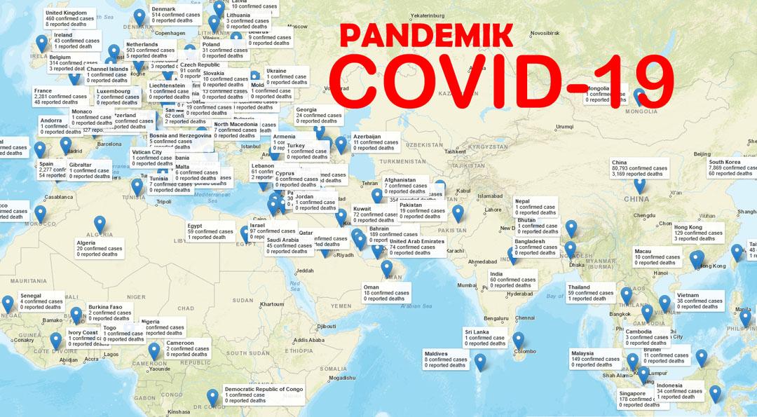 Covid-19 Pandemik Dunia