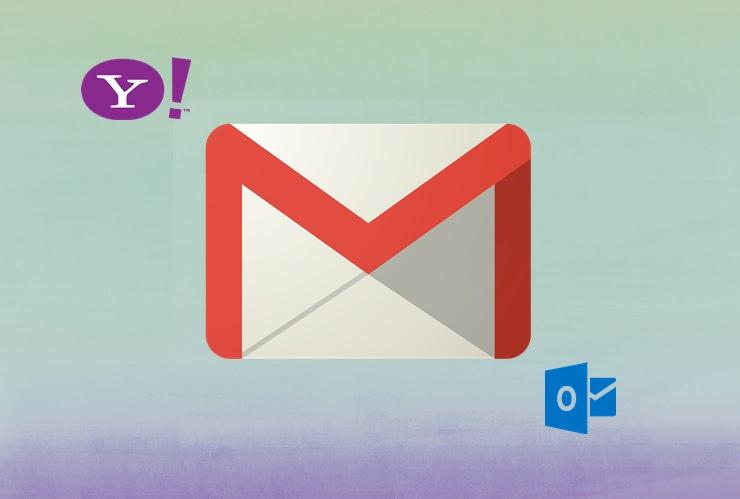 Gmail'e Farklı E-Posta Adresi Ekleme