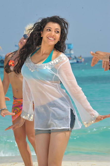 Actress Kajal Agarwal Hot Pics