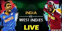 Watch India Vs West Indies T20 Series In USA