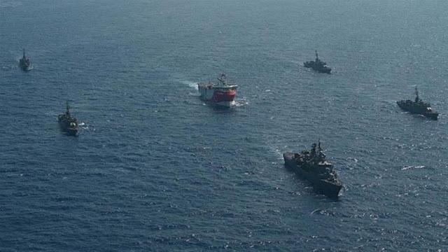 Θα τολμήσει η Τουρκία να πλησιάσει το Καστελλόριζο;