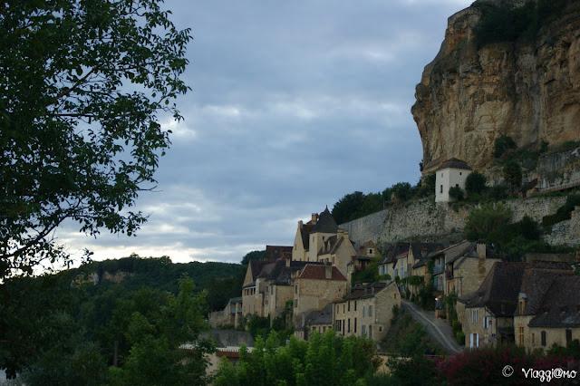 Scorcio del Villaggio di Beynac et Cazenac