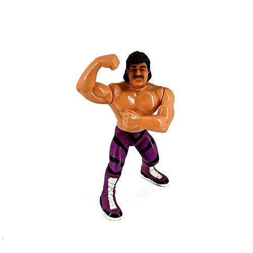 Figura Presing Catch WWF Ravishing Rude 1990
