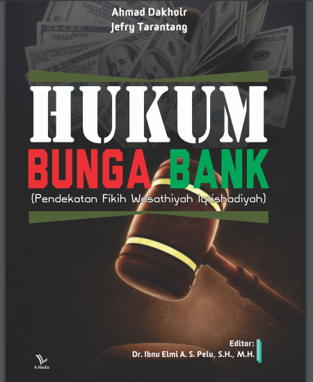 Buku Hukum bunga bank (pendekatan fikih wasthiyah iqtishadiyah)  (Download PDF Gratis !!!!)