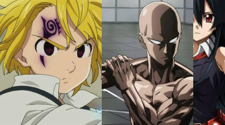 Inilah 7 Karakter Utama Terkuat Dalam Anime