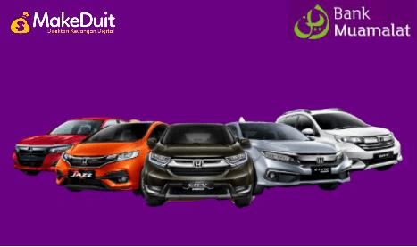 Kredit Mobil Muamalat; Fitur, Syarat dan Simulasi