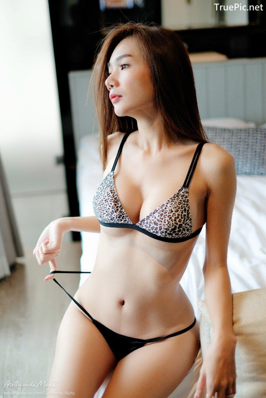 Image Thailand Model - Tadsanapon Kampan - Leopard Bikini - TruePic.net - Picture-8