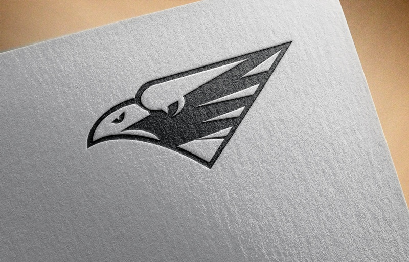 Download Free Eagle Head Logo for Business