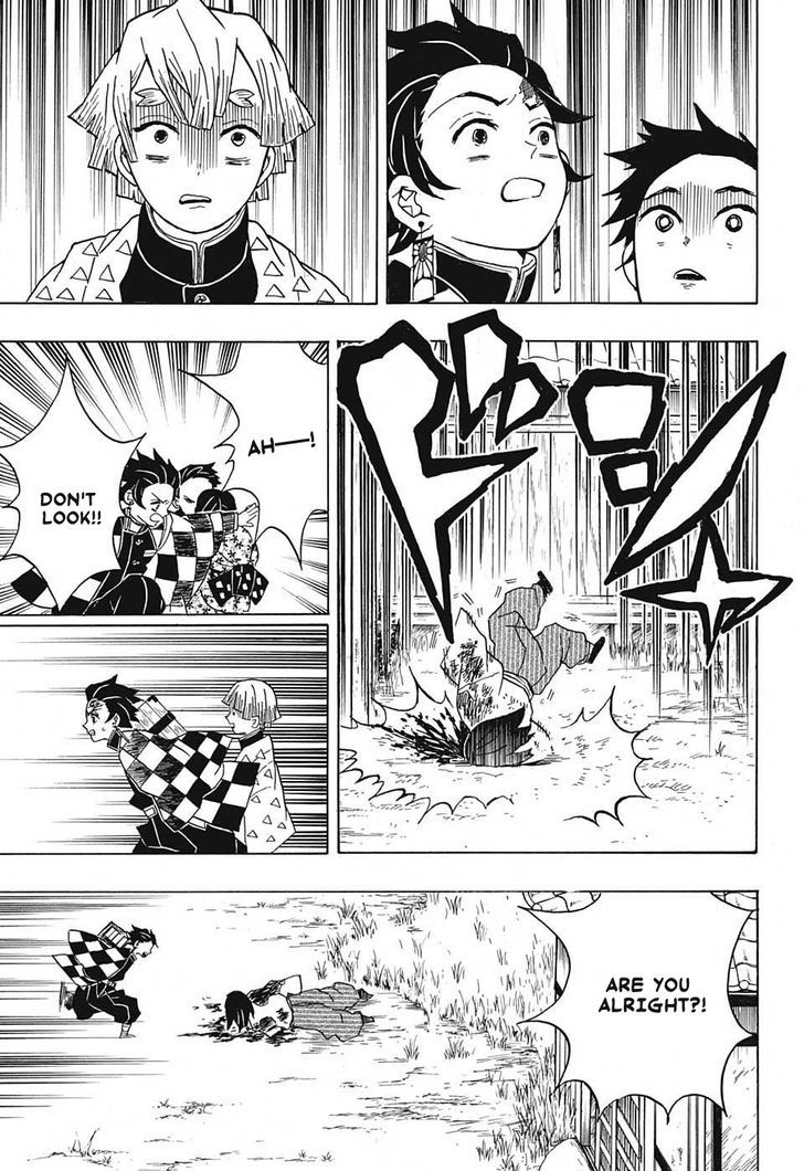 DEMON SLAYER: KIMETSU NO YAIBA CHAPTER 20 76