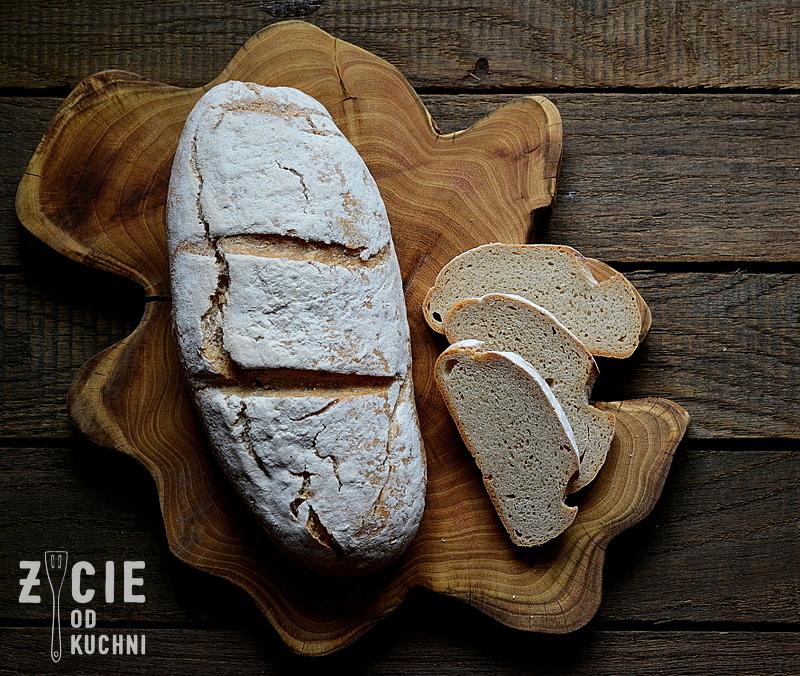 chleb pszenno-zytni na bio zakwasie, chleb bio, dobry chleb w krakowie, chleb na zakwasie, zycie od kuchni