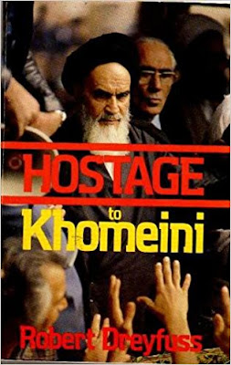 Hostage to Khomeini by Robert Dreyfuss  free Download pdf free book mania