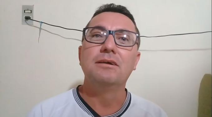 Sec. de Obras, Nilson Carneiro, confirma início da obra da areninha de Serrota para Janeiro.