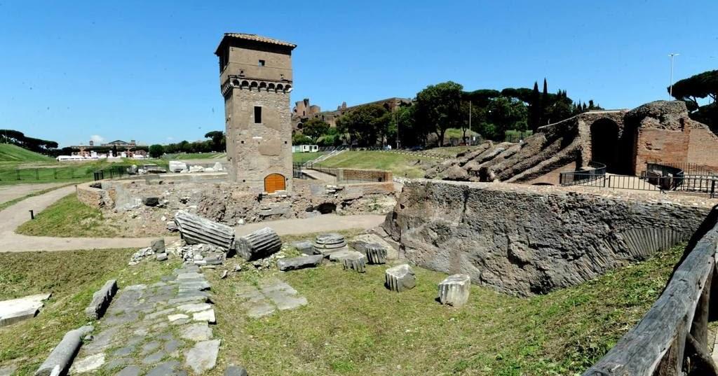 Cicero In Rome I Nuovi Scavi Archeologici Del Circo Massimo