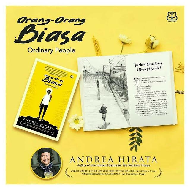 Download Novel Orang - orang Biasa Karya Andrea Hirata pdf