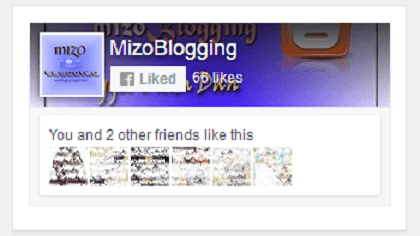 Blogger ah Facebook Fan Page Like Box Siam Dan