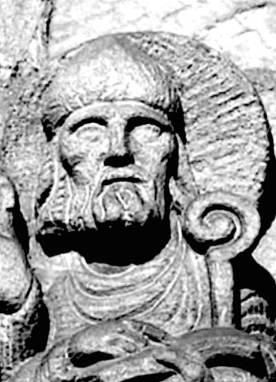 Святитель Магнерих Трирский: образ современной церкви святого Мартина в Трире