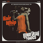 KOKO-JEAN & THE TONICS - Hairwhip (EP)