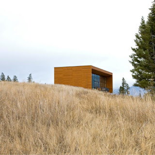 Frame House. Marc Boutin