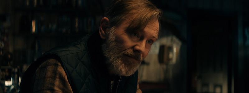 Peter Outerbridge is Paul | The Oak Room | Horror Film Review | Dir Cody Calahan