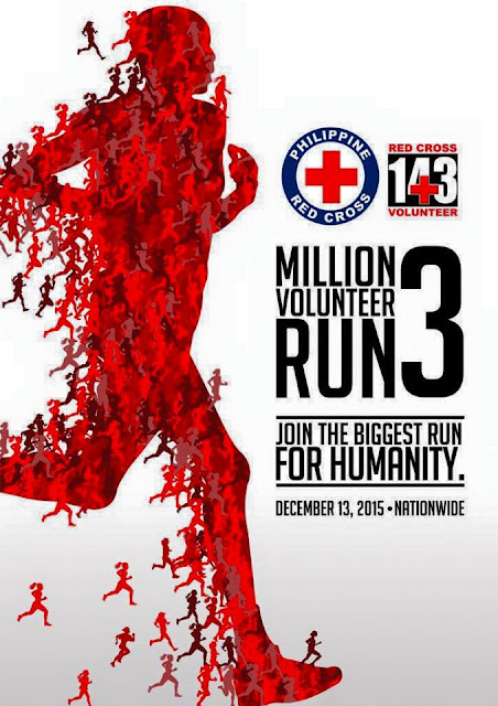 Your 400 Pesos Can Save Lives! Join The Million Volunteer Run 3