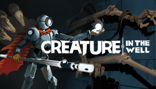Creature in the Well is a prime example of how the original concept of one game, built on the mechanics of another, should look like.