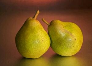 khasiat buah pear untuk kesehatan