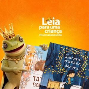 Peça grátis os livros da Coleção Itaú para seus filhos