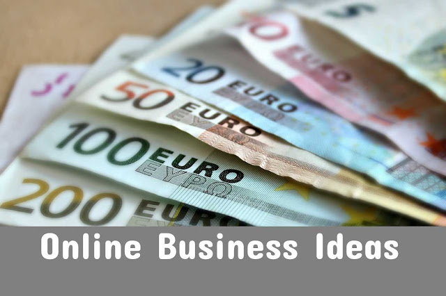 3 Online Business Ideas