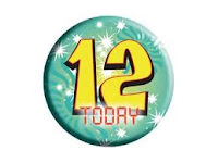 Verjaardag 12 Jaar
