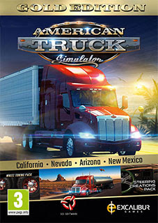 American Truck Simulator Torrent (PC)