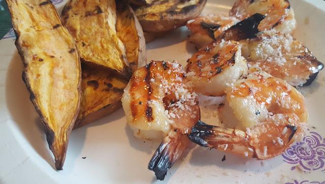 Grilled Shrimp, Grilled Shrimp Recipe, Healthy Dinner, Shrimp