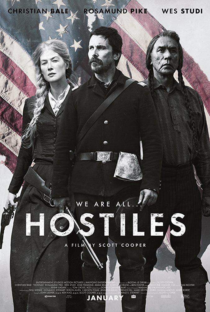 Hostiles 2017 Eng 720p WEB-DL 1Gb ESub x264