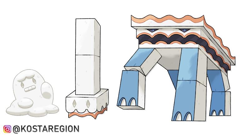 Pokémon Gesso